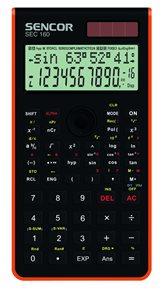 Kalkulačka Sencor SEC 160 OE - oranžová