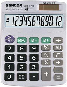 Kalkulačka Sencor SEC 367/ 12