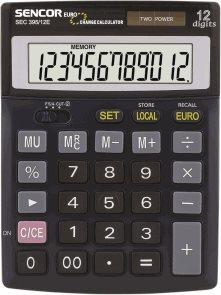Kalkulačka Sencor SEC 395/ 12E