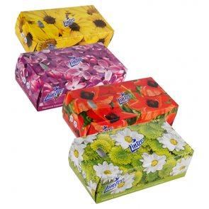 Linteo kapesníky v krabičce 2 vrstvé - 150 ks
