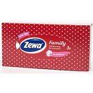 Kapesníky v krabičce ZEWA  3 vrstvé - 90 ks