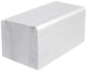 Z-Z ručníky SMARTLINE 1 vrstvé - šedé (250 ks)