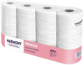 Harmony Profesional toaletní papír 3 vrstvý ( 8 ks )