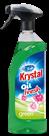 KRYSTAL olejový osvěžovač s rozprašovačem - zelený 750 ml