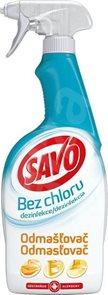 Savo bez chloru - odmašťovač 700 ml