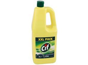 Cif cream tekutý písek - lemon 2 l