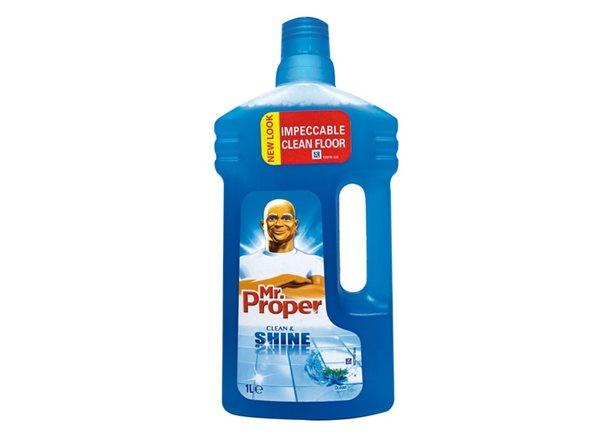 Mr. Proper univerzální čistící prostředek - ocean 1 l