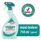 Sanytol univerzální čistič ve spreji MAXI - 750 ml