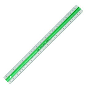 Linex Pravítko protiskluzové - 30 cm