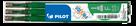 Pilot FriXion Point Náplň sada 3 ks - zelená