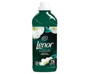 Lenor aviváž na prádlo - Emerald & Ivory Flowers 1,5 l