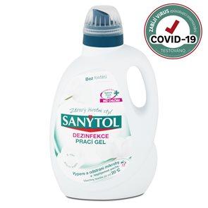 Sanytol dezinfekce - prací gel 1650 ml ( 17 praní )