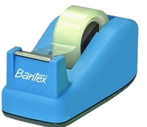 Bantex Odvíječ lepící pásky TD100 - kobaltově modrý