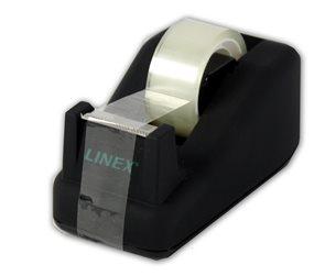 Bantex Odvíječ lepící pásky PTD 200 - černý