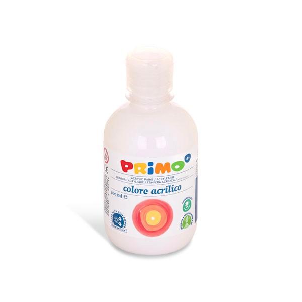 Primo Akrylová barva Acrilica 300 ml - bílá, Sleva 20%