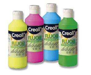 Creall Luminiscentní barva 250 ml - modrá