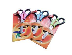 Spoko Školní nůžky 0534 dětské kulaté 13 cm - mix barev