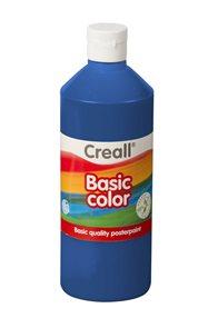 Temperová barva Creall 500 ml - tmavě modrá