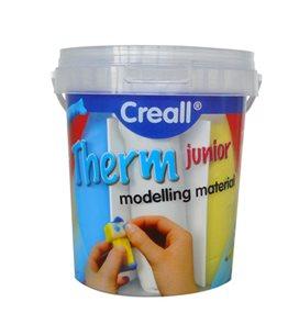 Modelovací hmota - termotvrdnoucí 500g, 5 barev v kyblíku