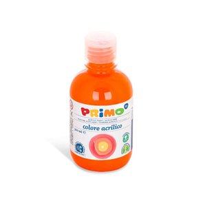 Primo Akrylová barva Acrilica, 300 ml - oranžová