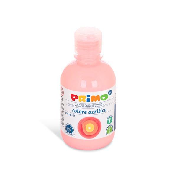 Primo Akrylová barva Acrilica, 300 ml - světle růžová, Sleva 20%