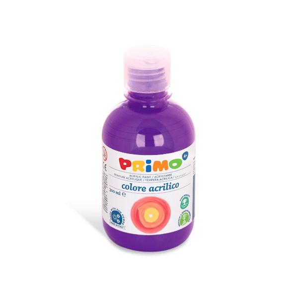 Primo Akrylová barva Acrilica, 300 ml - fialová, Sleva 20%