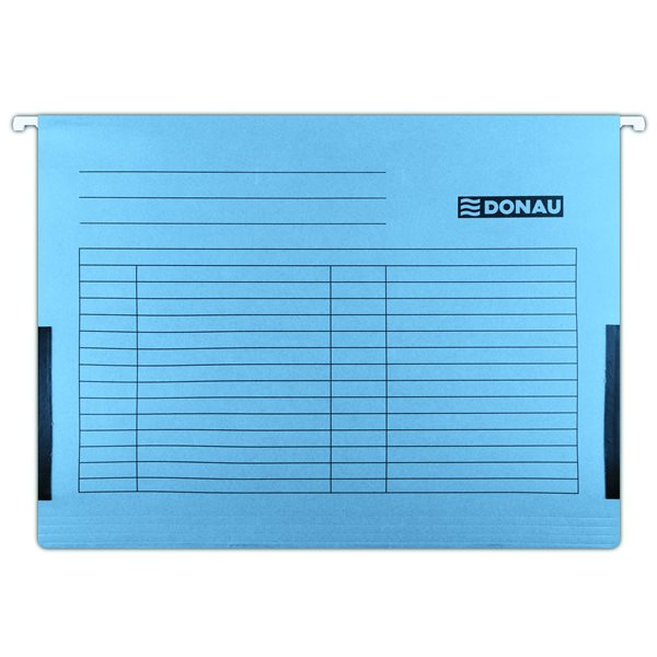Donau Závěsné desky s bočnicemi - modré