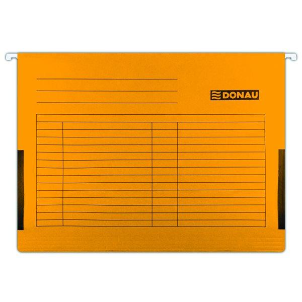 Donau Závěsné desky s bočnicemi - oranžové