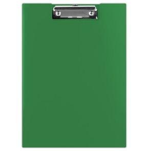 Donau Uzavíratelné desky s klipem A4 PP - zelené