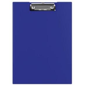 Donau Uzavíratelné desky s klipem A4 PP - modrofialové