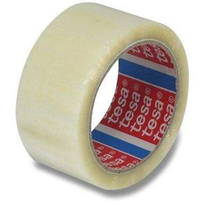 TESA Lepicí páska Standard 48 mm x 66 m - transparentní