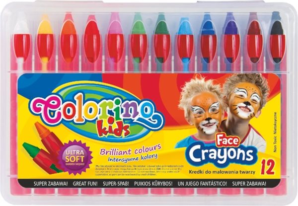 Obličejové barvy Colorino