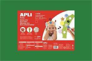 APLI Pěnovka 60 x 40 cm - 1 list - zelená