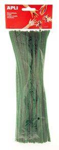 Modelovací drátky APLI - zelené - 50 ks