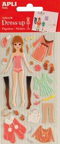 Oblékací panenka - Julietta