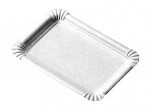 Tácky č. 4 - papírové 13 x 20 cm ( 100 ks )