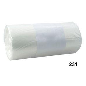 Pytle na odpad 16 l - čiré ( 50 ks )