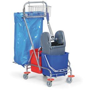 Úklidový vozík Clarol plus IV