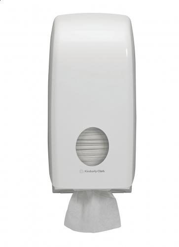 AQUARIUS Zásobník na toaletní papír skládaný