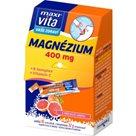 MaxiVita Magnézium 400 mg + B komplex + vitamin C