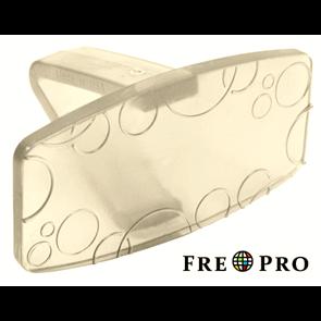 FrePro Bowl Clip vonná závěska pro WC - med/bylinky (čirá)