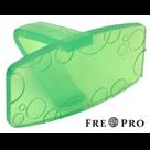 FrePro Bowl Clip vonná závěska pro WC - meloun/okurka (zelená)