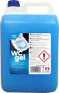 Lavon WC gel - ocean breeze 5 l