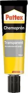Pattex Chemoprén - transparent 50 ml