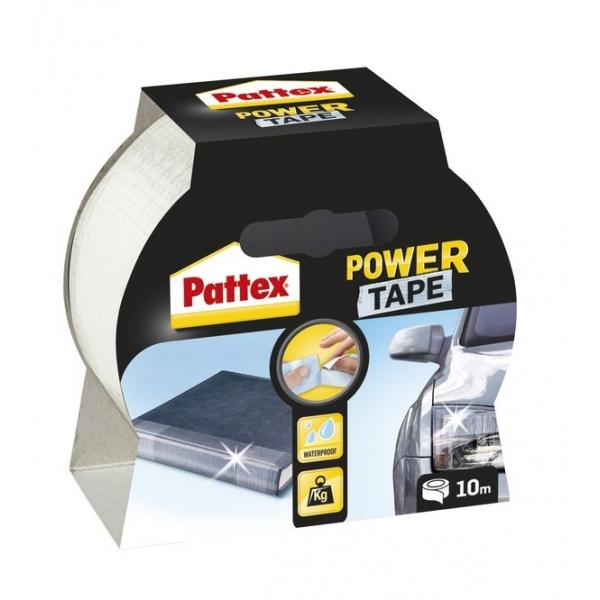 Pattex Power Tape - transparentní 5 cm x 10 m