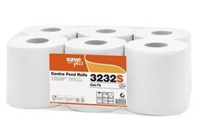 Celtex S Plus papírové utěrky 2 vrstvé - středové odvíjení ( 6 ks)