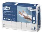 TORK Xpress 100288 - skládané papírové ručníky  2 vrstvé ( 21 bal x 110 listů )