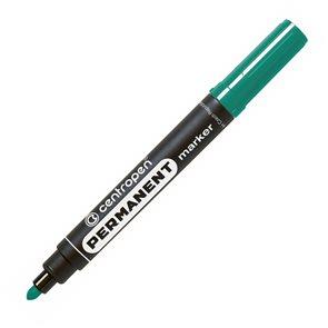 Centropen Popisovač 8566 Permanantní - zelený