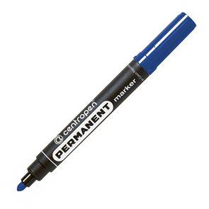 Centropen Popisovač 8566 Permenantní - modrý
