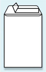 Obchodní taška B5 - se samolepící páskou